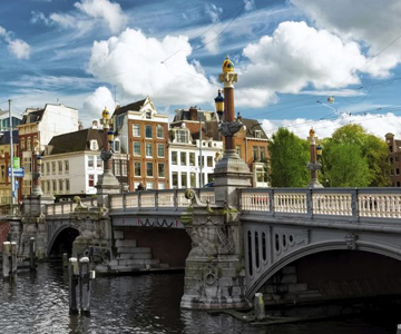 bridge Amsterdam